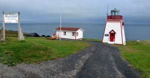 Fortune Head Lighthouse, Fortune, NL