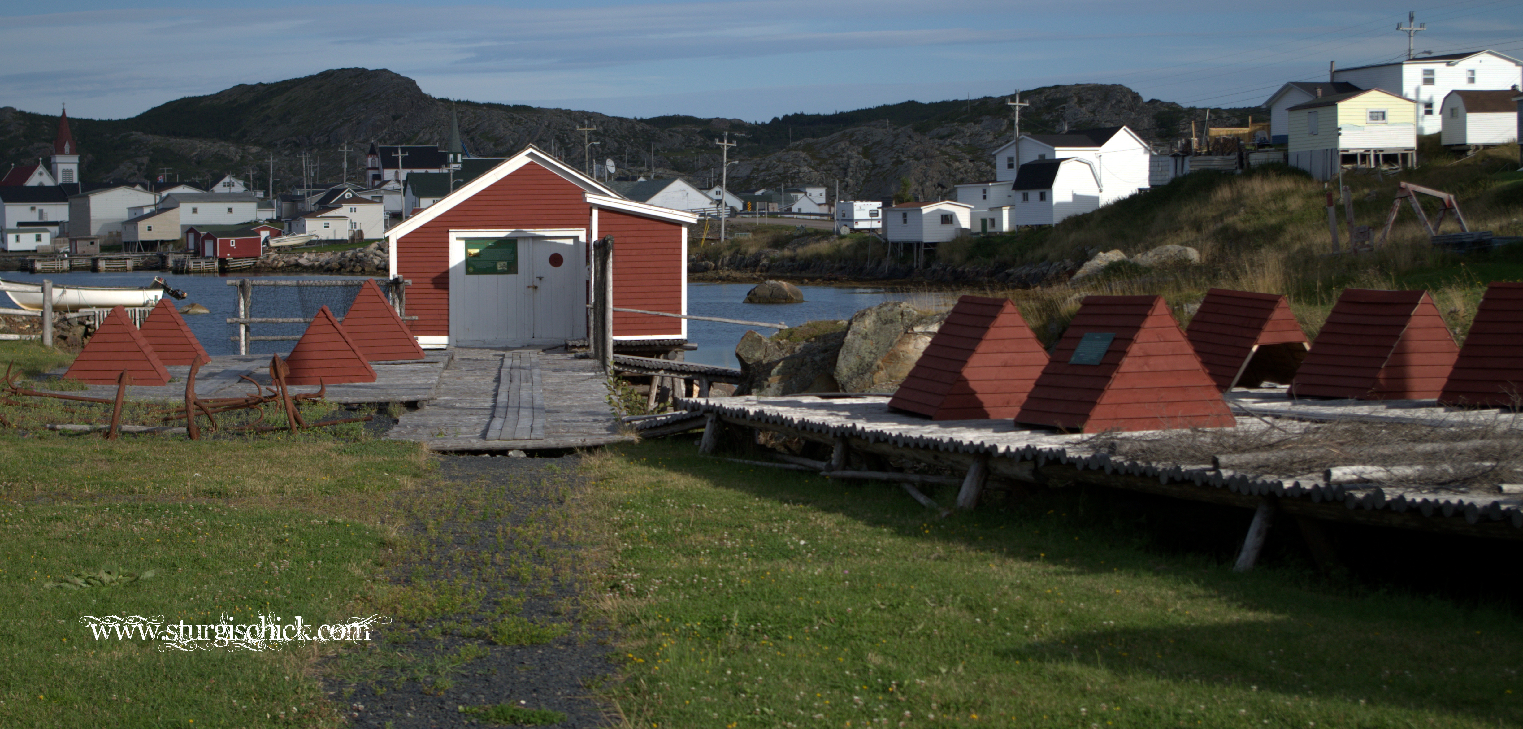 All Around The Circle Twillingate Fogo Sturgis Chick