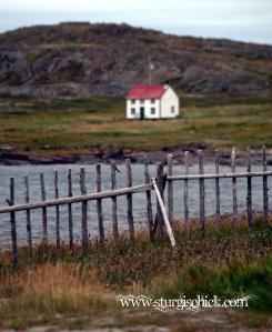 Tilting, Fogo Island, NL