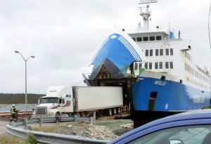 St. Barbe, NL ferry to Labrador