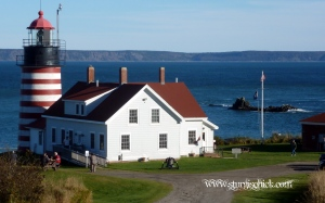 Quoddy Head, ME