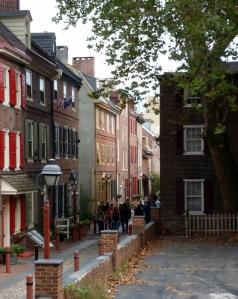 Elreth's Alley - Nation's oldest street