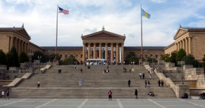Philadelphia Museum of Art (stairs from Rocky)