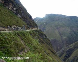 Bike Trip Chachapoyas 028