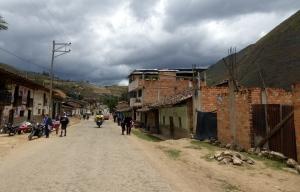 Bike Trip Leymebamba 071