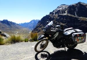 Bike Trip Oruro 101