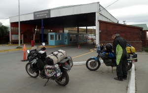 Backtracking across Tierra del Fuego