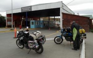 Backtracking across Tierra del Fuego
