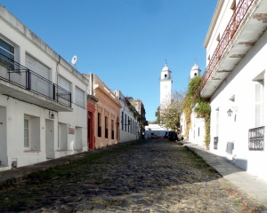 "Colonia del Sacramento is the only UNESCO world heritage site in all of Uruguay, and we have already heard that this village of cobblestoned streets and remnants of forts is a lovely place to visit.  It was originally settled in 1680... <a href=""https://sturgischick.wordpress.com/2015/06/21/colonia-del-sacramento-uruguay/"">Read More ›</a><img alt="""" border=""0"" src=""https://pixel.wp.com/b.gif?host=sturgischick.wordpress.com&blog=49567018&post=5821&subd=sturgischick&ref=&feed=1"" width=""1"" height=""1""/>"
