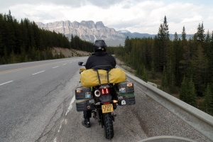 "Highway 93 has led us to the Trans Canada Highway again, somewhere between Lake Louise and Banff, surely one of the most beautiful places in the Rocky Mountains. Brian and I are excited to see our friend, Nevil, and to... <a href=""https://sturgischick.wordpress.com/2015/07/23/alberta-canada/"">Read More ›</a><img alt="""" border=""0"" src=""https://pixel.wp.com/b.gif?host=sturgischick.wordpress.com&blog=49567018&post=6048&subd=sturgischick&ref=&feed=1"" width=""1"" height=""1""/>"