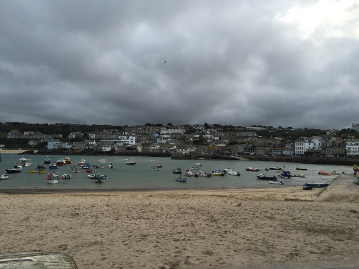 """We move on along the very southwestern edge of England, still enjoying the beauty of Cornwall. Brian takes me to a few of his old surfing haunts. We stop to watch the surfers all over this coast, and there are... <a href=""""https://sturgischick.wordpress.com/2015/11/11/cornwall-england-part-4/"""">Read More ›</a><img alt="""""""" border=""""0"""" src=""""https://pixel.wp.com/b.gif?host=sturgischick.wordpress.com&blog=49567018&post=6606&subd=sturgischick&ref=&feed=1"""" width=""""1"""" height=""""1""""/>"""