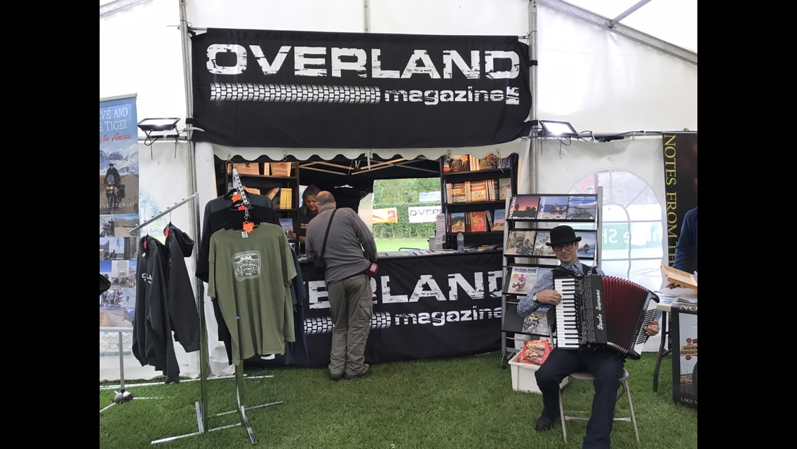 The Overland Event