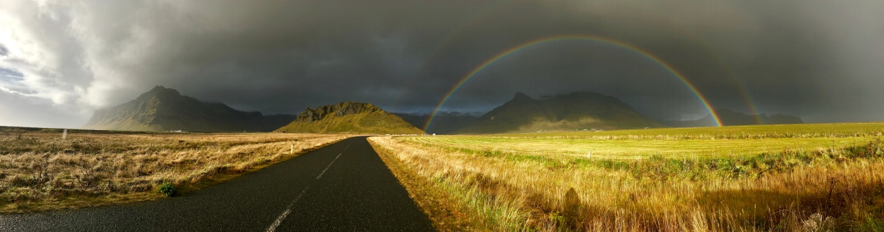 The south side ofIceland