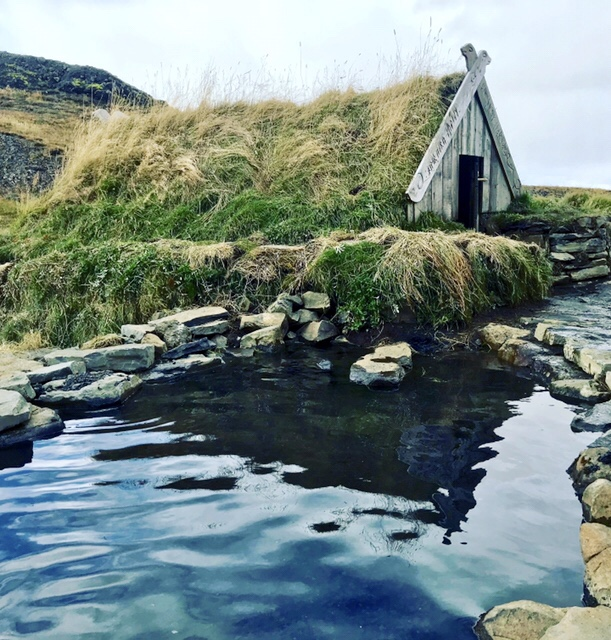Hideaway Hot Pot in Iceland